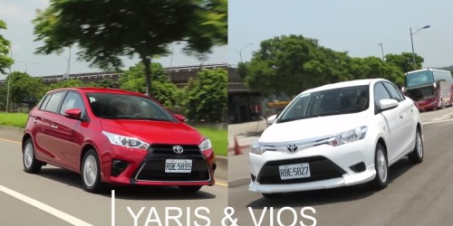 All New Toyota YARIS x VIOS