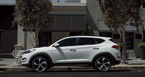 Hyundai All-New Tucson - Product Information
