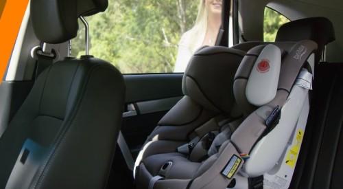 ISOFIX car seats