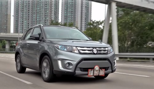 The All New 2016 Suzuki Vitara