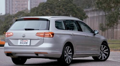 Volkswagen Passat 400 TDI BMT