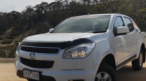 2016 Holden Colorado (Chevrolet S10) LS-X