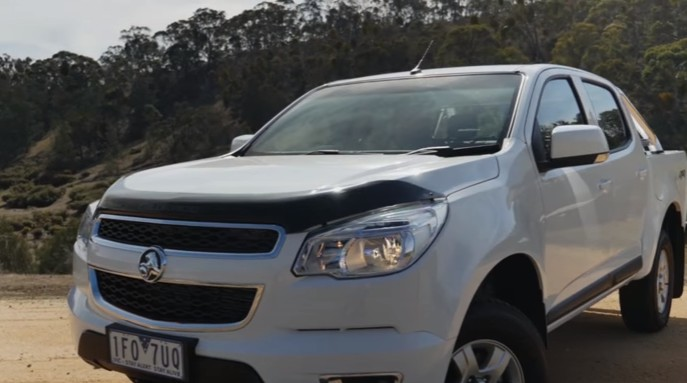 2016 Holden Colorado (Chevrolet S10) LS-X