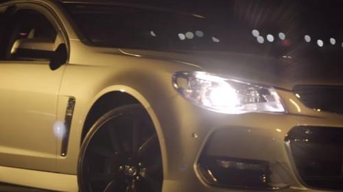 2016 Holden Commodore SS-V