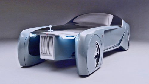 2016 Rolls-Royce 103EX Concept – Interior and Exterior Design
