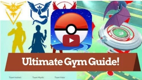Pokemon Go - Complete Gym Battle Guide! - Strategy Tactics How to