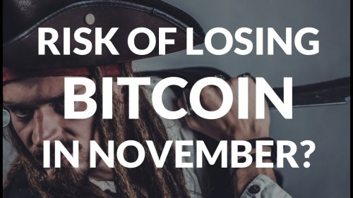 Bitcoin Hard Fork – Risk of losing Bitcoin in November?