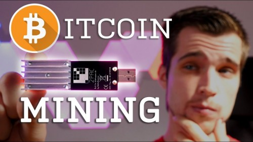 BITCOIN Mining in 2017 – ASIC USB Miner – Does it make Sense ?