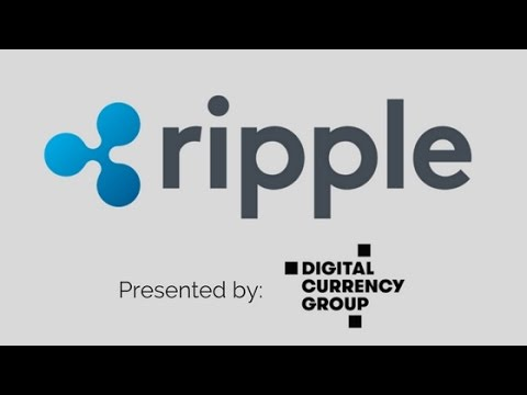 DCG and Ripple present The Future of Payments