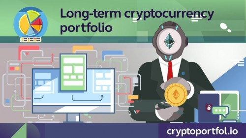 How to create long-term CryptoCurrency portfolio