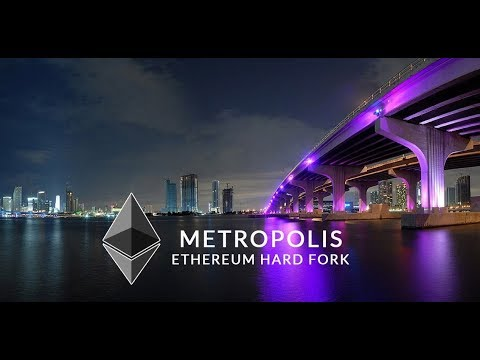 Metropolis / Byzantium Hardfork on Ethereum – this is what you need to know!
