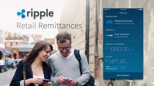 Retail Remittances – Ripple XRP