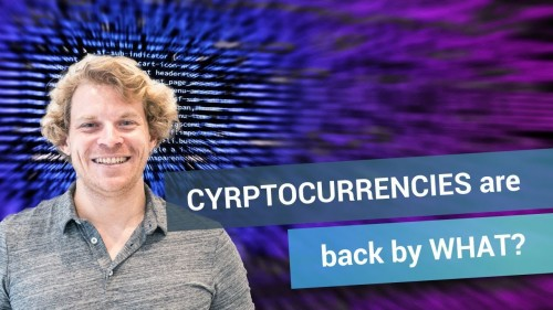 WHAT are cryptocurrencies BACKED by