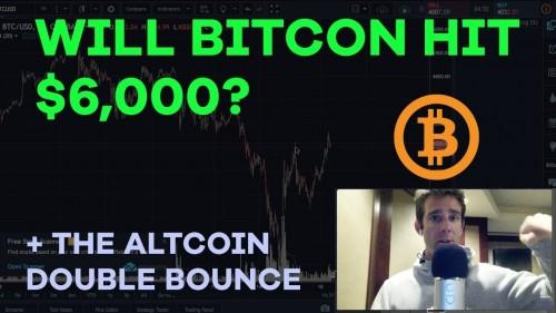 Will Bitcoin Break $6K?
