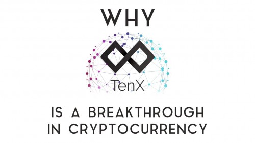 TenX (PAY) | A breakthrough in cryptocurrency
