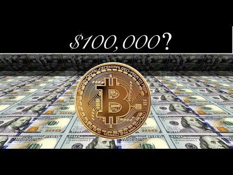 What it Will Take For Bitcoin Price to Reach $100k?