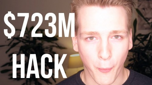 $723M Crypto HACKED Coincheck