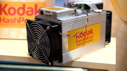 Pre-ICO and Branded Bitcoin Miners: Kodak Quickly Cashes in Quickly