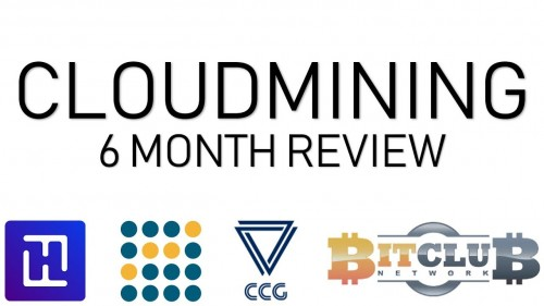 CLOUDMINING 6 MONTH REVIEW – Why is the profitability going down?