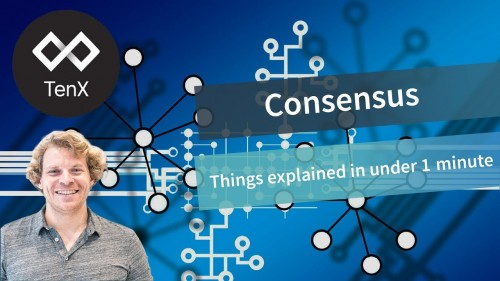 """Consensus 