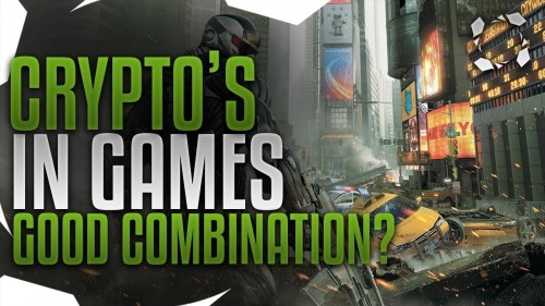 Cryptocurrencies Could Transform Video Games: Montecrypto/Crysis/FarCry/Beyond The Void