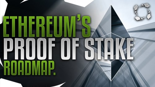 Ethereum's New Roadmap To Proof Of Stake (PoS)