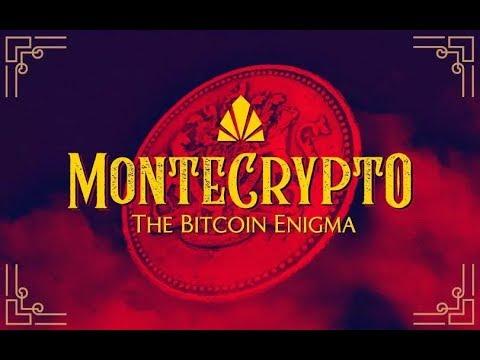 Montecrypto: The Bitcoin Enigma – 17 words down, 7 to go