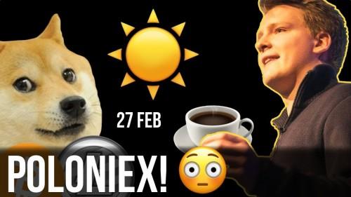 Poloniex EXIT! Steve Wozniak Scammed, Liberland Crypto