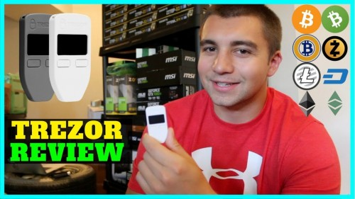 Trezor Review – Cryptocurrency Hardware Wallet Overview + Can you mine to TREZOR?
