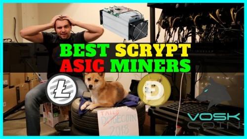 Best ASIC Mining Rig for SCRYPT? L3+ vs A4+ vs BW L21 vs EHSminer 1 gh/s + 2 gh/s