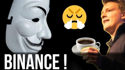 Binance HACKER Offense, Bitfinex vs Bitfinexed