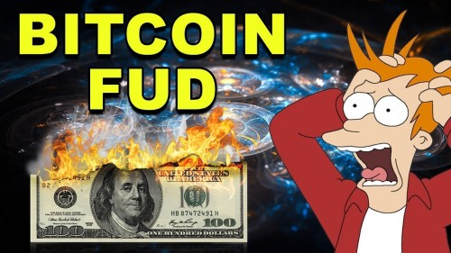 Bitcoin FUD! – Goldman Sachs Says Bitcoin Going to $4,000?