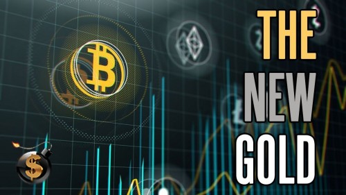 Bitcoin To Replace The Dollar And Gold?