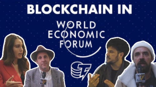 Blockchain Use Cases and the Future of Crypto at the WEF