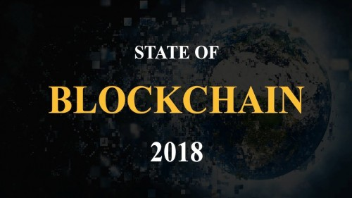 CoinDesk – State of Blockchain 2018