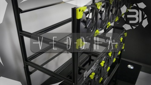 Dual 8-GPU Veddha Mining Frames Build Review
