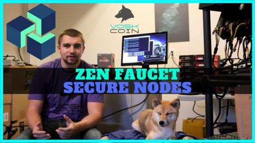 Earning Free ZenCash W/ Zen Secure Nodes & ZenCash Faucet – GetZen.Cash