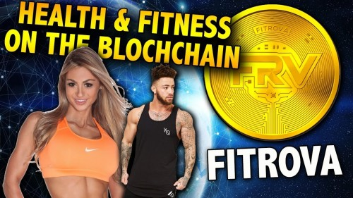 Get Sexy on the Blockchain! – Health and Fitness Crypto – Fitrova CryptoCurrency Review