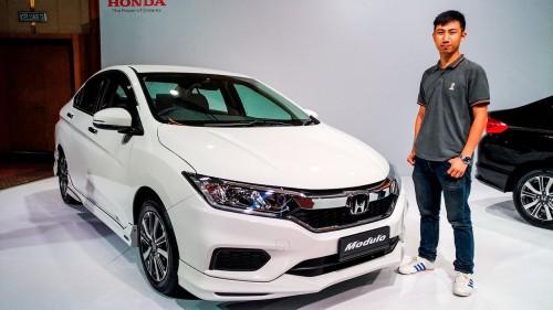 Honda City 2017 小改款
