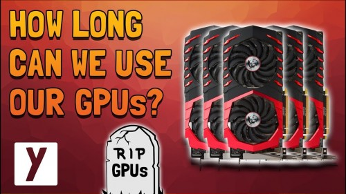 How Long Can We Use Our GPUs For Mining