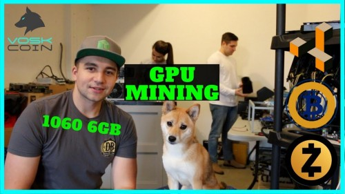 How to Build 1060 GPU Mining Rig x3 – 18 1060 6gb to mine ETH, ZEN, and ZEC