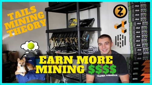 How to earn MORE MONEY with Crypto Mining – Tails Mining Theory – HUSH/ZEN/KMD/BTC