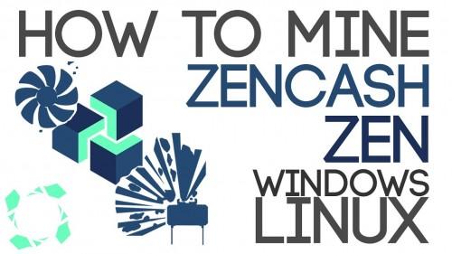 How To Mine ZenCash (ZEN)