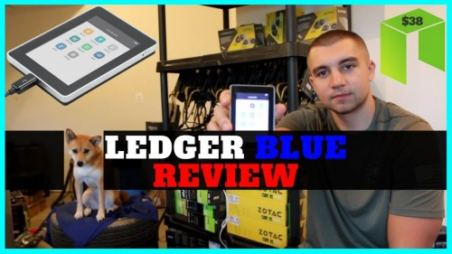 Ledger Blue Review – The Best or OVERPRICED Hardware Crypto Wallet
