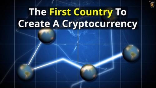 Marshall Islands Creates A Cryptocurrency