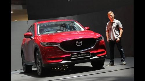 全新Mazda CX-5 2017