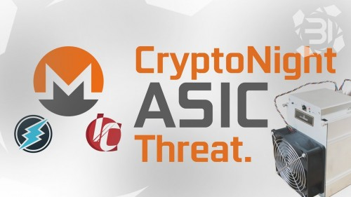 Monero/CryptoNight ASIC Miner Threatens GPU Mining