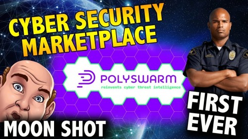 Next Gen Cyber Security – Marketplace to Disrupt the Industry! – PolySwarm CryptoCurrency Review