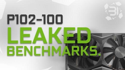 P102-100 Mining GPU Leaked Benchmarks