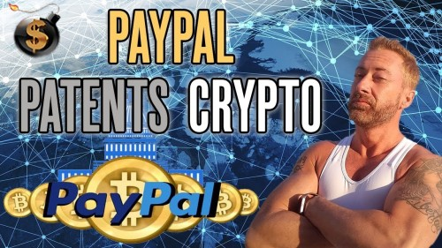 PayPal Grovels To Patent Office In Desperate Bid To Keep Up With Cryptocurrency